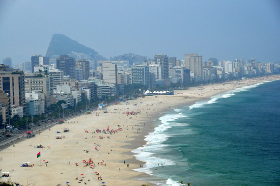 Рио-де-Жанейро: Ipanema Beach