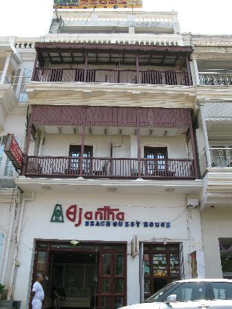 Ajantha Beach Guest House Pondicherry Guesthouse Reviews Photos Rate Comparison Tripadvisor