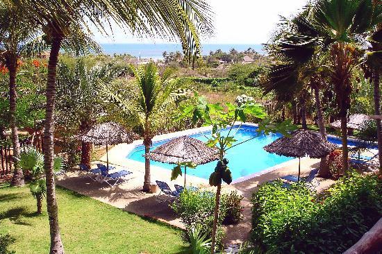 Hotel Atti: Blick vom Zimmer