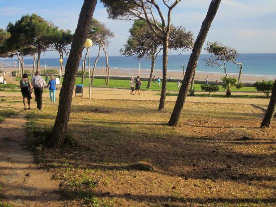 Hotel Fuerte Conil - Costa Luz: cerca de la playa