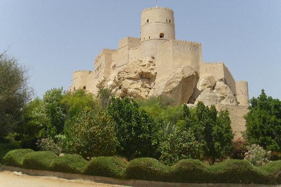 Omán: Nakhl Fort
