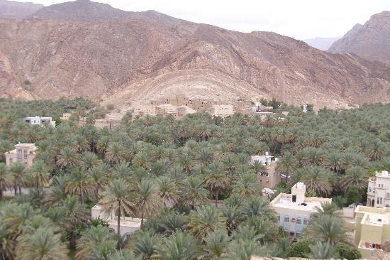 Omán: Oasis of Al Hamra
