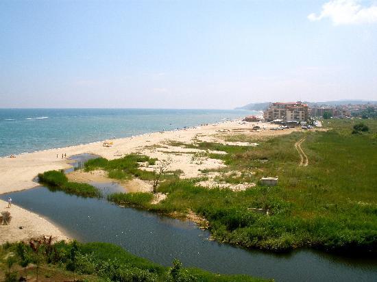 Sol Luna Bay: balcony view