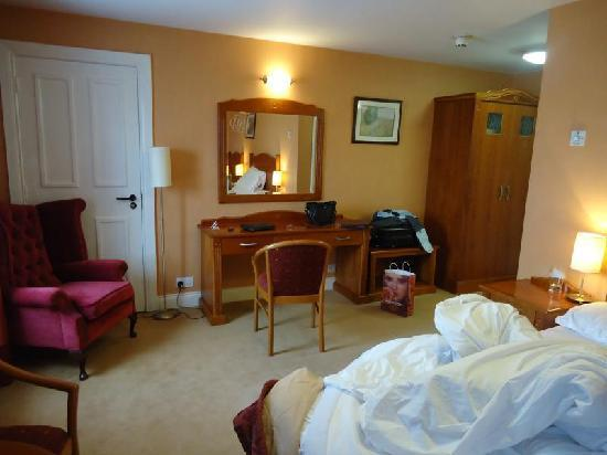 Hillgrove Hotel, Leisure & Spa: Hotel Bedroom