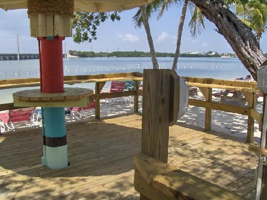Sugarloaf Key West Koa Tiki Hut On The Beach