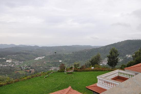 Sagar Holiday Resorts : Vally view