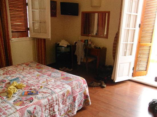 Hotel Capri: Room