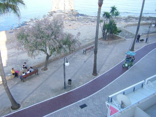 Protur Alicia Hotel: cycle path