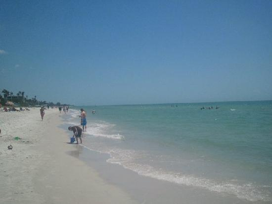 Lowdermilk Beach: Beautiful sand and warm water!