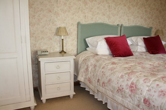 Bigbury-on-Sea, UK: Bedroom south end
