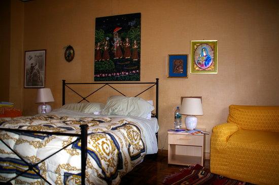 I Pini da Giselda Bed & Breakfast : unser Zimmer