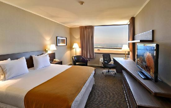 Holiday Inn Express Iquique: King Size bed Room