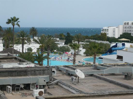 LTI Thalassa Sousse : View from Room