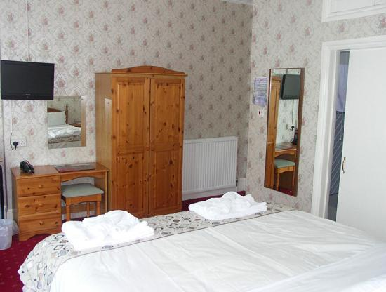 Grosvenor Guest House: very nice rooms
