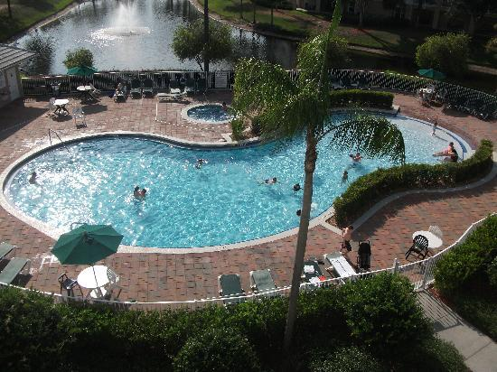 Summer Bay Orlando By Exploria Resorts: View from our balcony
