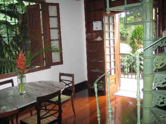 Casa Beleza: Breakfast Room