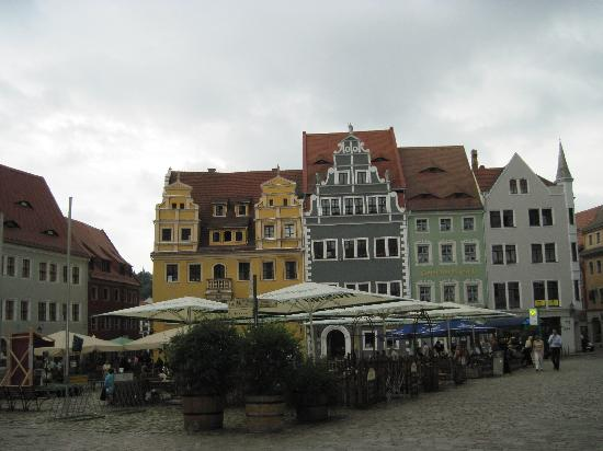 Meissen, Tyskland: Marktplatz