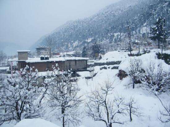 Manali, India: living place