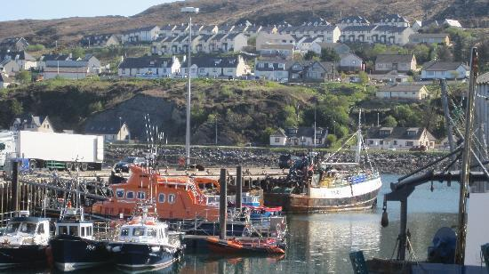 West Highland Hotel: Mallaig harbour