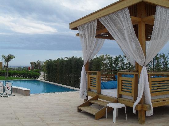 Baia Lara Hotel: VIP Pool for Hire !