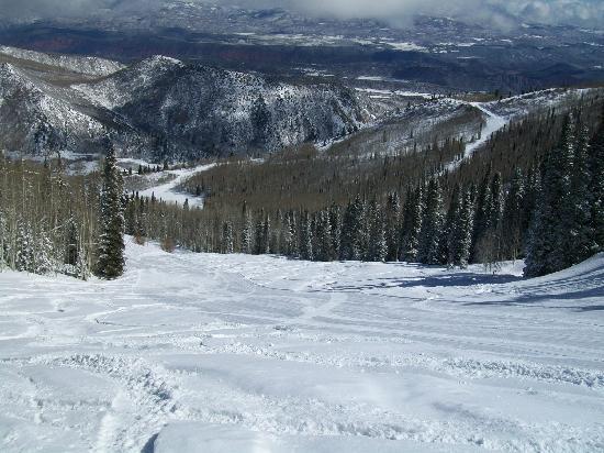 Sunlight Mountain Resort: Top O Joz