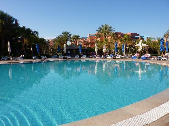 TUI Magic Life Sharm el Sheikh : Quiet, welcoming relax pool.
