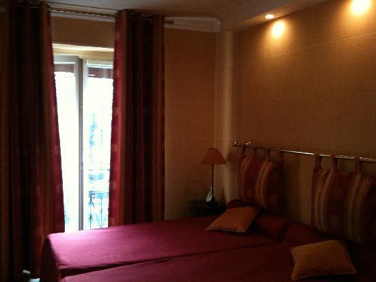Hotel du Chateau: My room