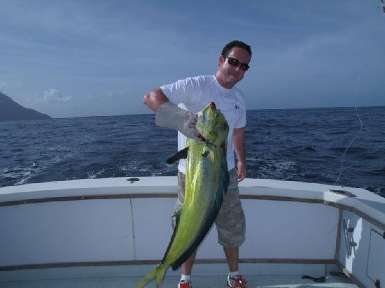 Mystic man tours soufriere all you need to know before for Deep sea fishing st lucia