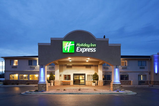 Holiday Inn Express Green River: Entrance