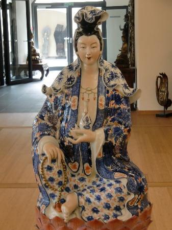 Buddha Museum: einer der interessantesten Statuen