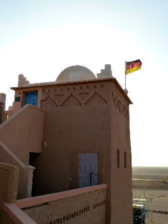 Stargazing Hotel Sahara Sky : Man spricht Deutsch! .-)