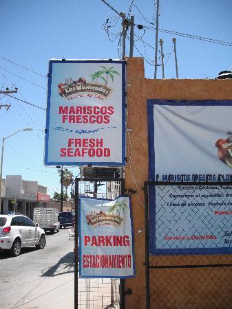 Las Mariscadas: Go here!