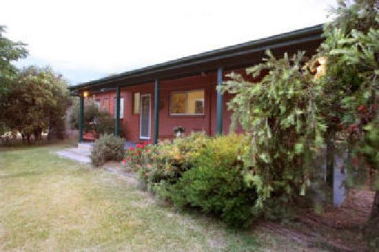Emma's Cottage Vineyard : Accommodation in Hunter Valley