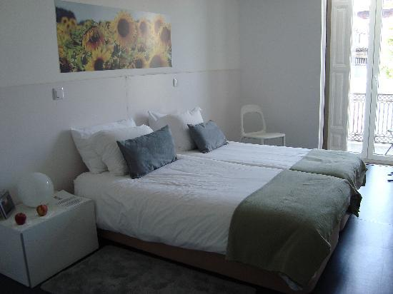 6Only Guest House: habitacion