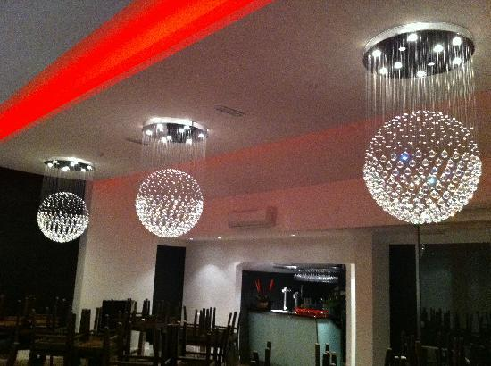 Chy Restaurant: Our Crystal Chandeliers