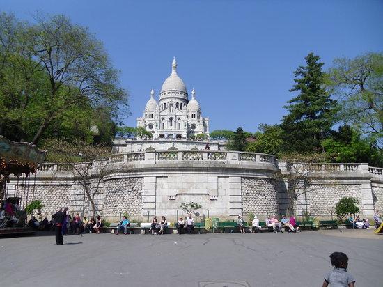 Culinary Tours of Paris: Sacre Couer
