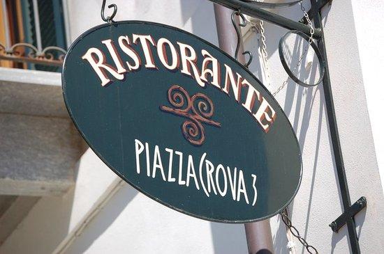 Vaglio Serra, Italy: Insegna Ristorante