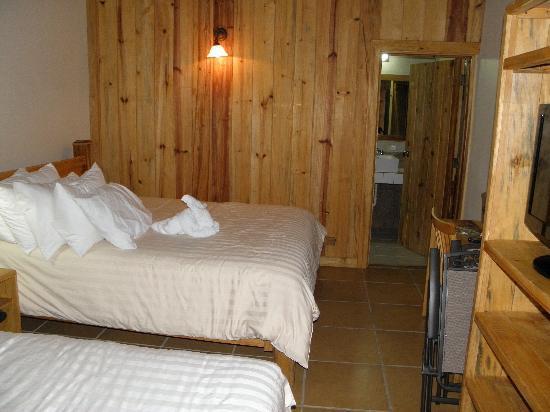Boquete Tree Trek Mountain Resort: Charming Lodge Style Cabins