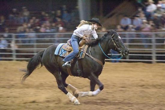 """Tejas Rodeo Company: Danielle and Knocked Out Pretty, """"Kilo"""""""