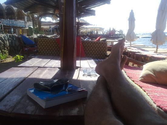 Dahab Plaza Hotel: just relax 2