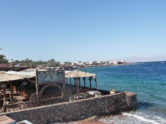 Dahab Plaza Hotel: the restaurant.