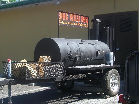Hog Wild BBQ: Hog Wild Grill