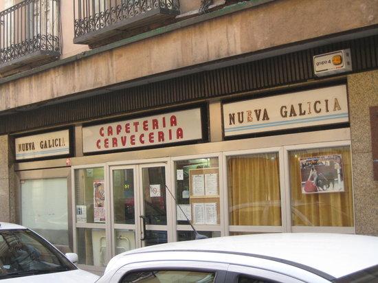 hotel nueva galicia: