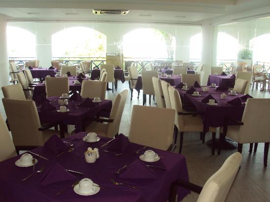 San Fernando La Union, Filippijnen: Olive's Restaurant