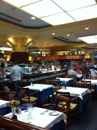 VIK Hotel San Antonio: Restaurant