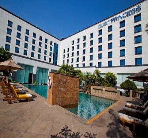 โรงแรมดุสิต ปริ๊นเซส ศรีนครินทร์: Hotel Overview