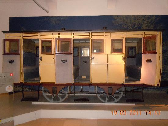 DB Museum (German Railway Museum): Königlicher Salonwagen