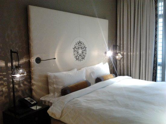 Shaza Al Madina: The Bed