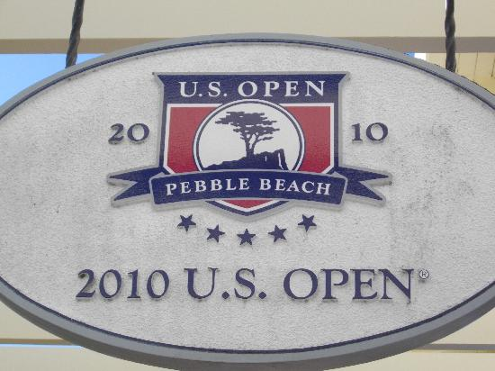 Seventeen Mile Drive: 2010全米オープン開催
