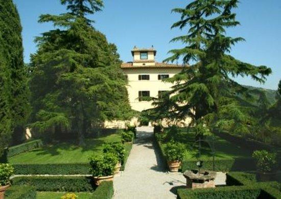 Villa di Monte Solare: Main Villa